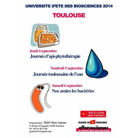 UNIVERSITÉ D'ÉTÉ  2014