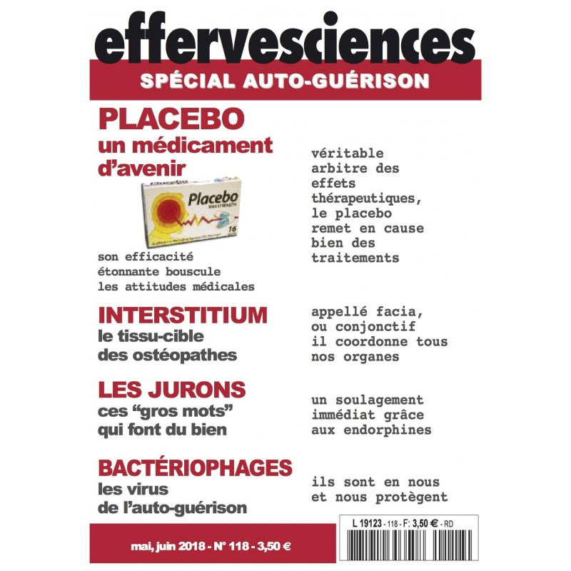 Effervesciences 118