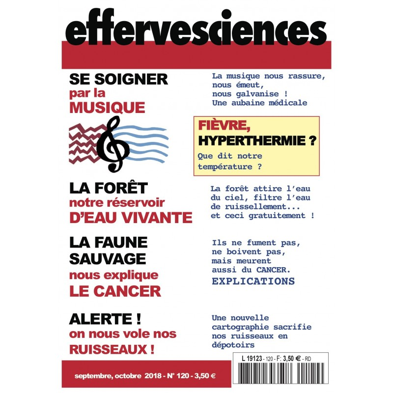 Effervesciences 120