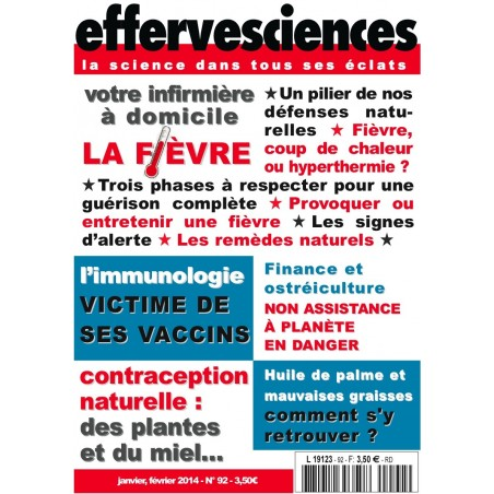 Effervesciences n°92