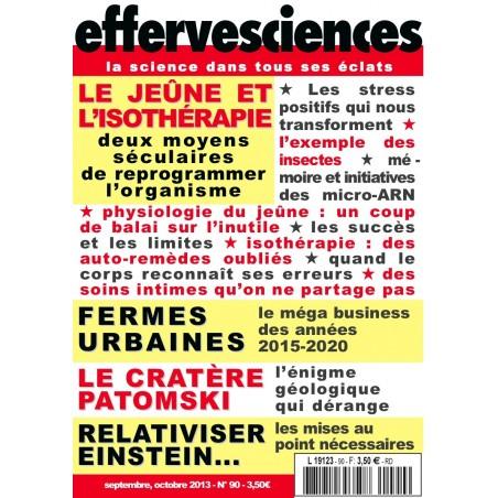 Effervesciences n° 90