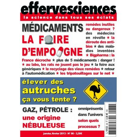 Effervesciences n°86