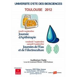 UNIVERSITÉ D'ÉTÉ 2012