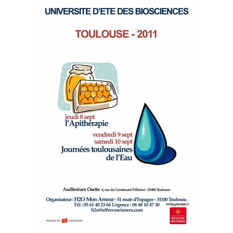 UNIVERSITÉ D'ÉTÉ 2011